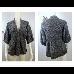 United States Sweaters gray size medium